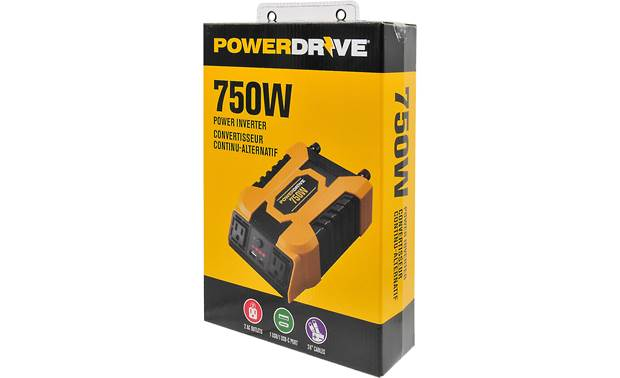 PowerDrive PD750 Other