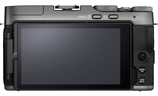 Fujifilm X-A7 Kit Back