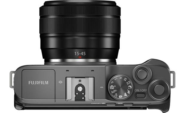 Fujifilm X-A7 Kit Top