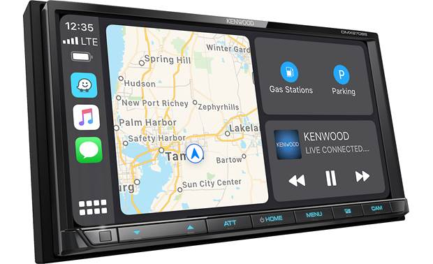 Kenwood DMX9706S Other