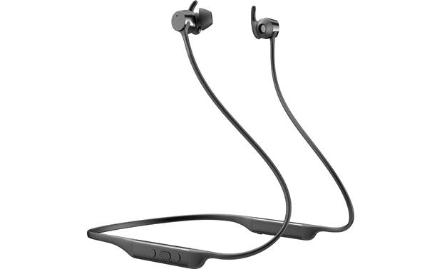 Bowers & Wilkins PI4 Wireless earbuds with a sturdy neckband and adaptive noise cancellation