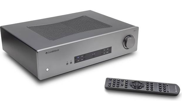 Cambridge Audio CXA61 Remote included
