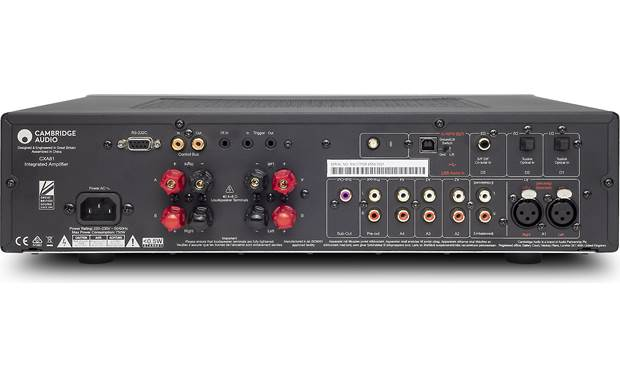 Cambridge Audio CXA81 Back
