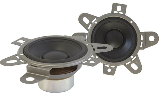 Audiofrog GS25 Audiofrog equips this midrange speaker with versatile mounting options for use in a custom system