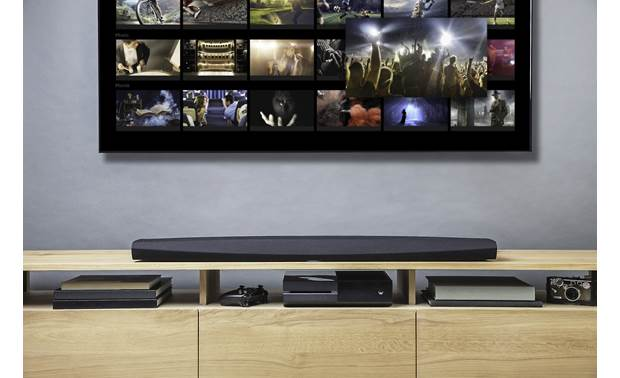 Denon Home Theater System with HEOS Built-in DHT-S716H sound bar