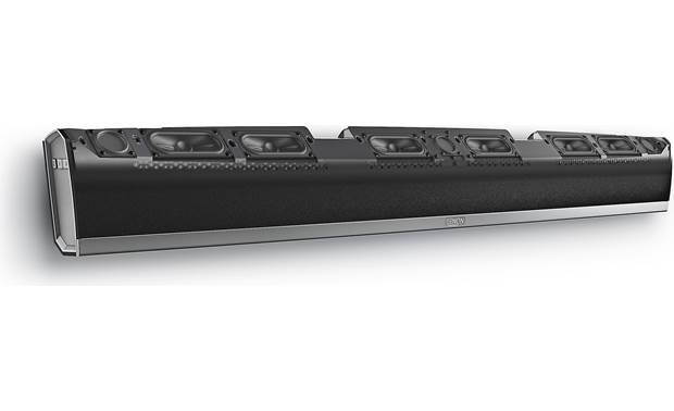 Denon DHT-S716H Three-channel bar includes dedicated center channel for improved dialog clarity