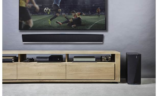 Denon DHT-S716H Shown with optional DSW-1H subwoofer