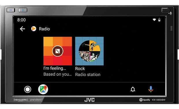 JVC KW-M855BW Other