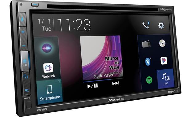 Pioneer AVH-521EX Other