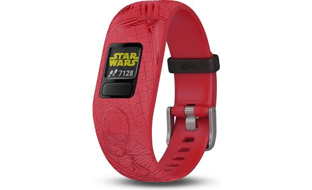Garmin Vivofit Jr 2 Star Wars Light Side vs Dark Side Kids Fitness Tracker NEW