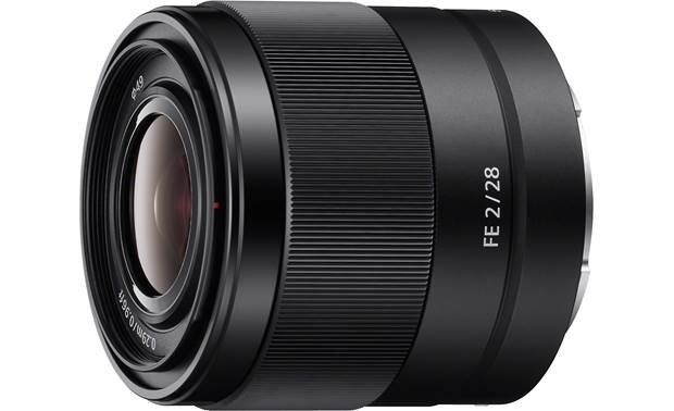 Sony FE 28mm f/2 Front