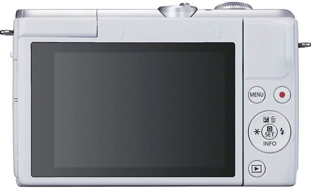 Canon EOS M200 Kit Back