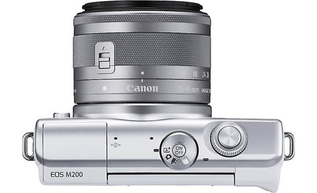 Canon EOS M200 Kit Top