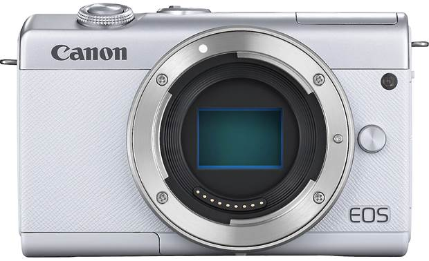 Canon EOS M200 Kit Front, no lens attached