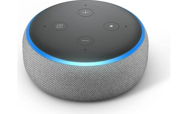 Amazon Echo Dot (3rd Gen, Version 2) Front