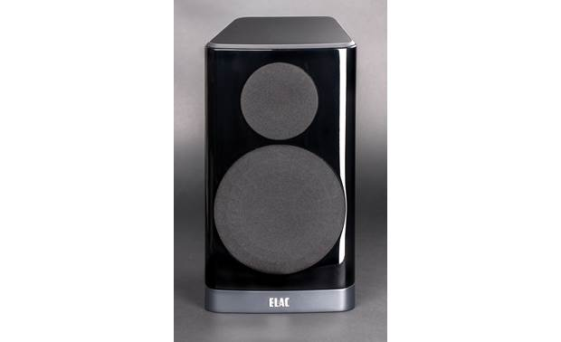 ELAC VELA BS 403 Shown with optional grilles (not included)