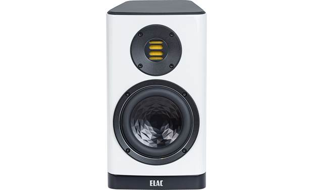 ELAC VELA BS 403 Aluminum woofer features a unique crystal-like design
