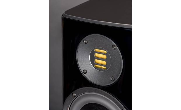 ELAC VELA FS 407 Close-up view of JET 5 folded ribbon tweeter