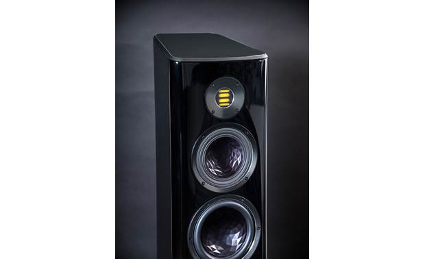 ELAC VELA FS 409 Close-up view of drivers