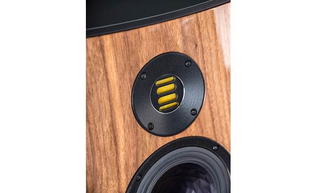 ELAC VELA FS 409 Close-up view of JET 5 ribbon tweeter