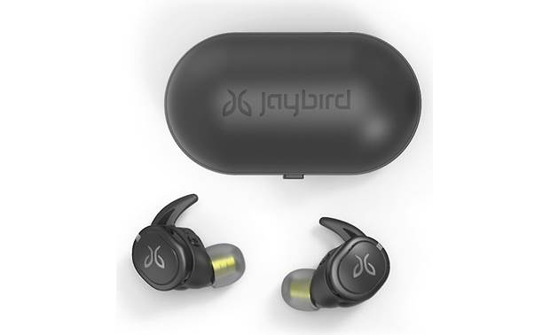 Jaybird RUN XT Earbuds with included charging case