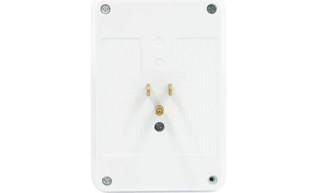 Metra Helios AS-P-6WTU Back view (plugs into your AC wall outlet)