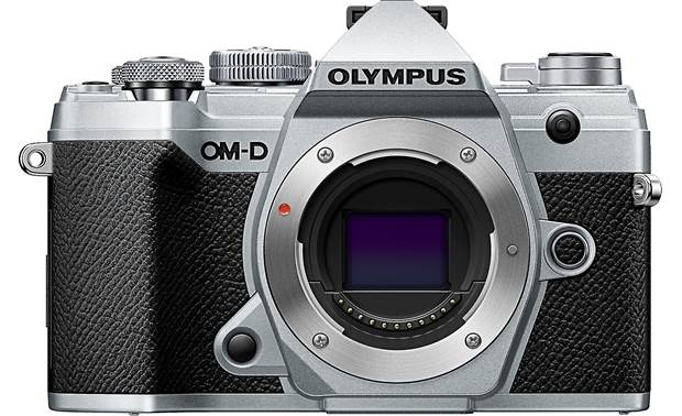 Olympus OM-D E-M5 Mark III (no lens included) Front