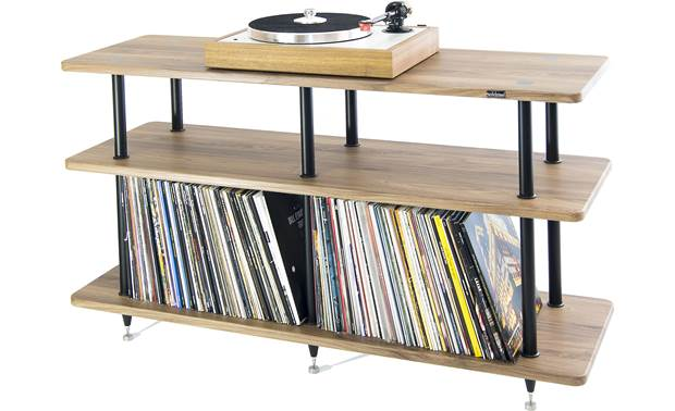 Solidsteel VL-3 Low-vibration design ideal for turntables (LPs and turntable not included)