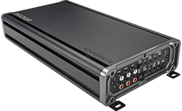 Kicker 46CXA660.5T 5-channel car amp