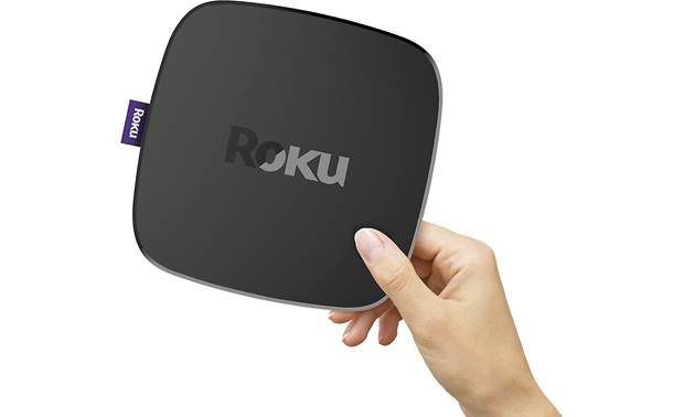 Roku Ultra 4670R (2019 model) Compact size