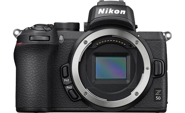Nikon Z 50 (no lens included) Front