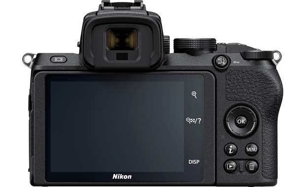 Nikon Z 50 (no lens included) Back