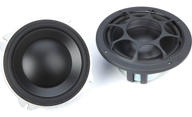 Morel Elate Titanium MW5 Use this woofer as part of a 2-, 3-, or 4-way component system