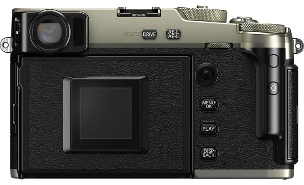 Fujifilm X-Pro3 Mirrorless Camera (no lens included) Back