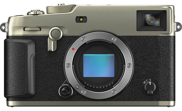 Fujifilm X-Pro3 Mirrorless Camera (no lens included) Front