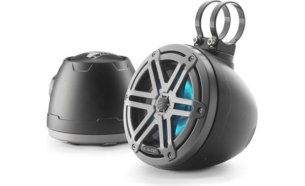 JL Audio M3-650VEX-Mb-S-Gm-i Front