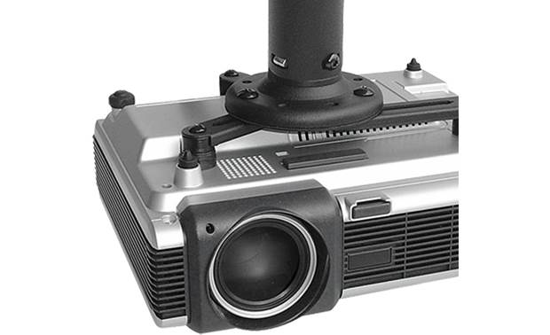 Kanto P301 Projector mount swivels a full 360° (projector not included)