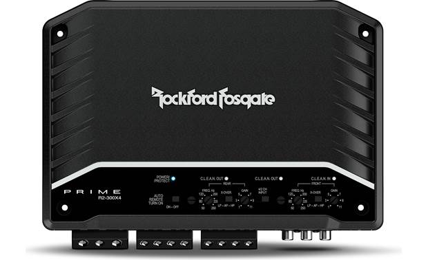 Rockford Fosgate R2-300X4 4-channel car amp