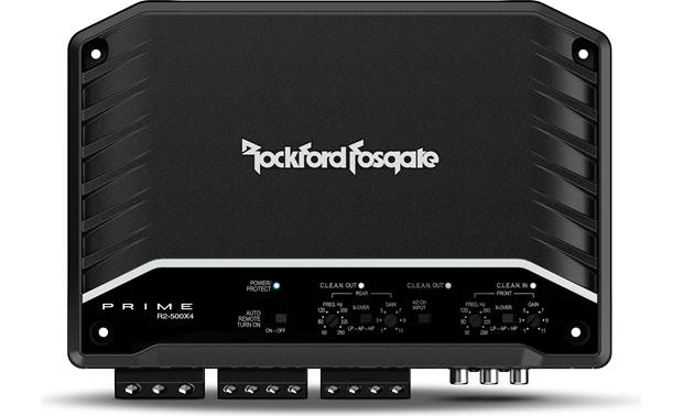 Rockford Fosgate R2-500X4 4-channel car amp
