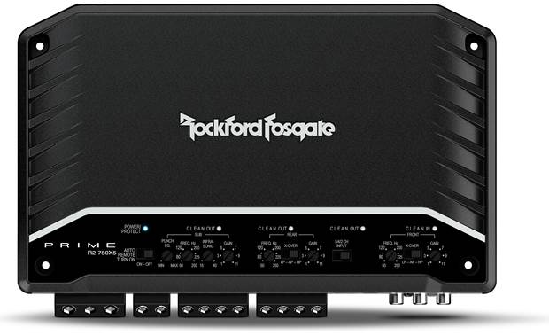 Rockford Fosgate R2-750X5 5-channel car amp
