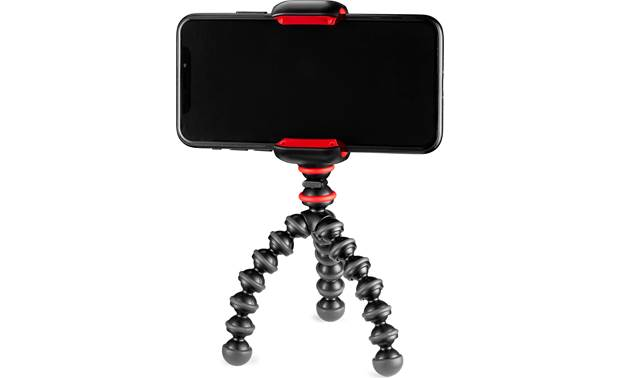 Joby® GorillaPod® Starter Kit Clamps down on smartphones