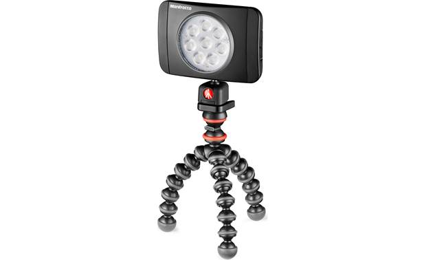 Joby® GorillaPod® Starter Kit Compatible with some Manfrotto lights