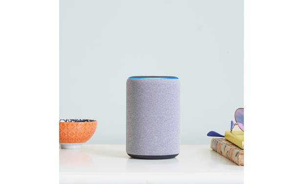 Amazon Echo (3rd Generation) Fits with most decors