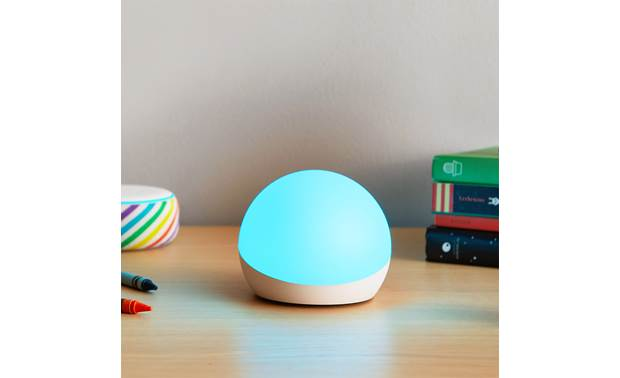 Amazon Echo Glow Programmable colors