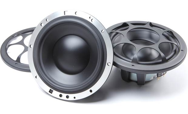 Morel Elate Titanium MW6 Use this woofer as part of a 2-, 3-, or 4-way component system