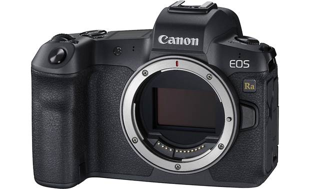 Canon EOS Ra (no lens included) Shown with front cap removed