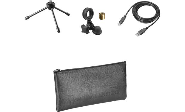 Audio-Technica AT2020USB+PK Other accessories