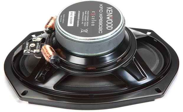Kenwood Excelon KFC-XP6902C Back