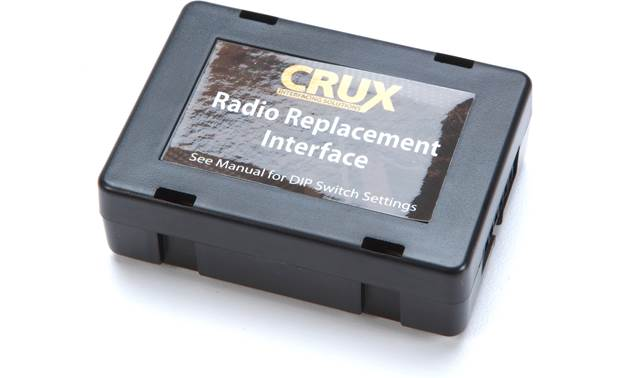 Crux SWRHK-65S Wiring Interface Other