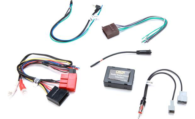 Crux SWRHK-65S Wiring Interface Front